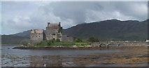 NG8825 : Eilean Donan Castle by Sarah Charlesworth