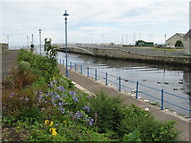 D3115 : Mouth of the Glenarm River by Sue Adair