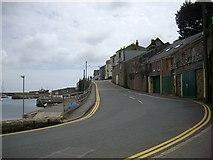 SW4628 : Fore Street, Newlyn by Bob Embleton