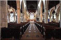 SD5192 : Holy Trinity Church, Kendal, Cumbria - East end by John Salmon