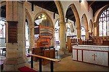 SD5192 : Holy Trinity Church, Kendal, Cumbria - organ by John Salmon