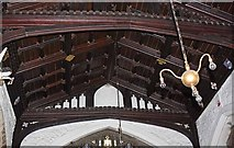 SD5192 : Holy Trinity Church, Kendal, Cumbria - Roof by John Salmon