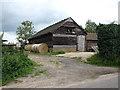 TG4115 : Entrance to School Farm by Evelyn Simak