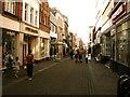 TQ6474 : Gravesend High Street by Chris Whippet