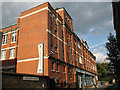 TQ3279 : Former mail sorting office, Copperfield Street by Stephen Craven