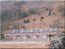 NY1700 : Railway terrace at Dalegarth by Stephen Craven