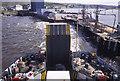 NR3645 : Leaving port by Tom Richardson