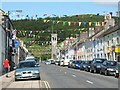 NX6056 : The High Street by Lairich Rig