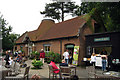 TQ4551 : Gift shop at Chartwell House by Oast House Archive