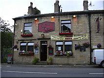 """SD9321 : """"The Cross Keys"""" (Pub) 649 Rochdale Road, Walsden, Todmorden, West Yorkshire OL14 6SX by Robert Wade"""