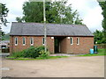 NY6824 : Public Toilets, Dufton by David Brown