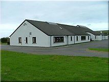 NG4867 : Staffin Primary School by Dave Fergusson