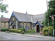 SK2666 : Rowsley Methodist Church by Bill Henderson