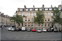ST7565 : Buildings at Laura Place, Bath by Oast House Archive