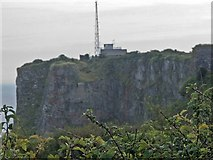 SX9456 : Berry Head Fort. by Mike White