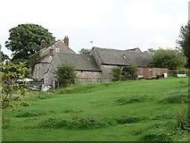 SK1348 : Woodhouses Farm by James Allan