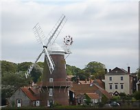 TG0444 : Cley windmill by pam fray