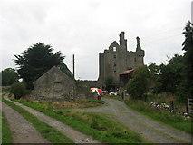 N2925 : Ballycowan Castle, Co. Offaly by Kieran Campbell