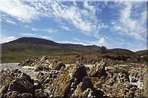 NR4556 : Rock formation beach near Rubha Biorach, Islay by Tom Richardson