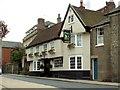 TL8563 : 'Dog & Partridge' public house in Crown Street by Robert Edwards