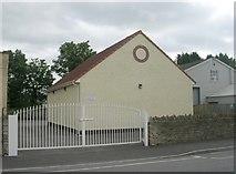 ST9273 : Brethren's Meeting Room - Cocklebury Road by Betty Longbottom