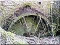 SM9031 : Disused Waterwheel at Pencnwc Farm, Castle Morris by Anonymous