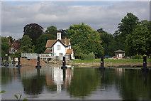 SU5980 : River Thames, Streatley by Stephen McKay