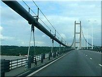 TA0224 : Humber Bridge by Nigel Mykura