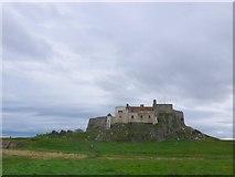 NU1341 : Holy Island by Nigel Mykura