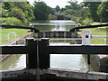 ST9661 : The start of Caen Hill locks looking east by Rob Purvis