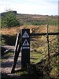 SS8393 : Penhydd MTB trail by John Finch