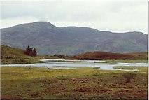 NN7754 : Boggy Ground by Loch Kinardochy by Sarah Charlesworth