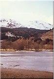 NN5810 : Winter at Loch Lubnaig by Sarah Charlesworth