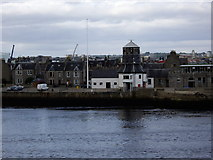 NJ9505 : Old Marine Operations Centre, Footdee by Stanley Howe