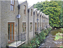 SE0422 : Stansfield Mills by John Illingworth
