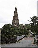 NY3704 : St Mary, Ambleside, Cumbria by John Salmon