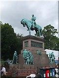 NT2473 : Albert Memorial, Charlotte Square Gardens, Edinburgh by ronnie leask
