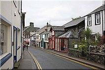 NY2623 : St John's Street, Keswick, Cumbria by John Salmon