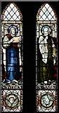NY2623 : St John's church, Keswick, Cumbria - Window by John Salmon