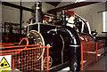 SN7803 : Steam winding engine, Cefn Coed by Chris Allen