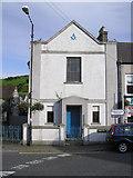 D3115 : Glenarm Masonic Hall by Kenneth  Allen