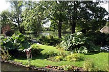 SP1106 : Tranquil Scene in Bibury by Alan Morrison