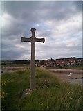 NU2409 : The Oak Cross by Antonia
