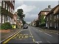 TL1012 : Watling Street, Redbourn by M J Richardson