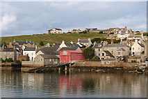 HY2509 : Lifeboat station of Stromness by Des Colhoun