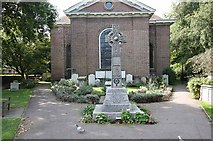 TR3752 : Memorial Cross, High Street, Deal by John Salmon