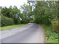 TM2852 : B1438 Yarmouth Road, Ufford by Adrian Cable