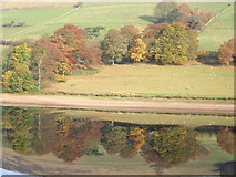 SK1789 : View across Ladybower Reservoir by Steve Egginton