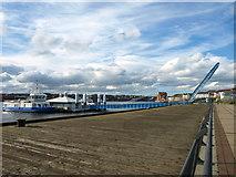 NZ3567 : South Shields, Ferry Terminal by wfmillar