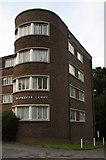 TQ2688 : Belvedere Court by Martin Addison